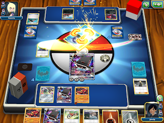 Pokémon TCG Online APK screenshot thumbnail 9