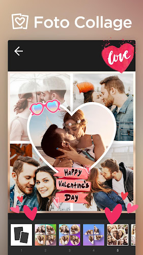 Pic Collage Maker, Photo Editor - Foto Collage Android App Screenshot