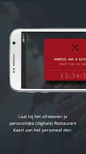 Restaurant Kaart- screenshot thumbnail