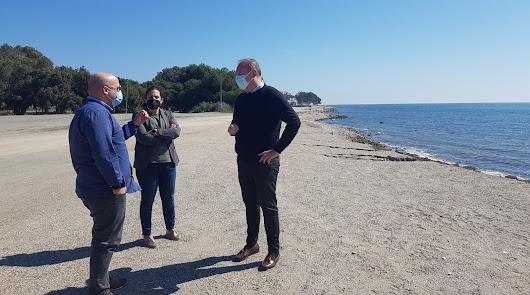 Una solución definitiva para el problema de la erosión en la costa de Palomares