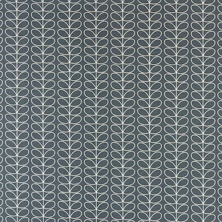 Linear Stem av Orla Kiely - cool grey