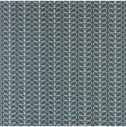 Linear Stem av Orla Kiely - cool grey
