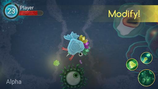 World of Microbes: Spore Evol  screenshots 9