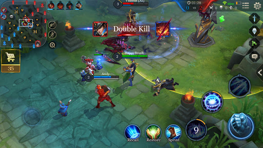 Arena of Valor: 5v5 Arena Game 1.20.1.1 screenshots 6