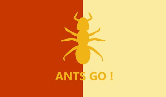 Ants Go - náhled