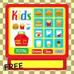 Kids Burger Cash Register Free APK