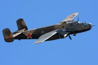 Photo: North American B-25J Mitchell