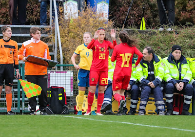 """Saar Verdonck is er dan toch bij op EK U19: """"Had het niet meer verwacht"""""""