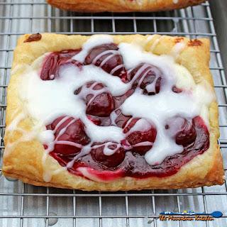 Easy Cherry Cream Cheese Danish Recipe