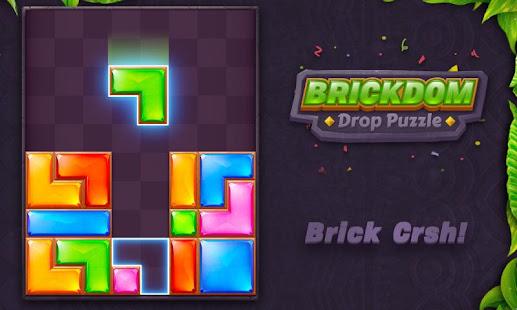 Download Brickdom - Drop Puzzle For PC Windows and Mac apk screenshot 21