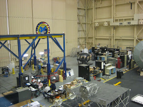 Photo: Space Vehicle Mockup Facility (SVMF) Workshop