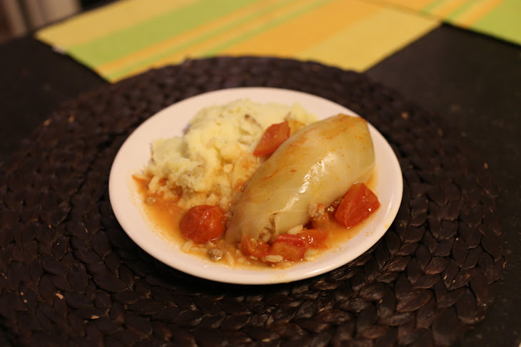 Sarma (Croatian Stuffed Cabbage) Recipe