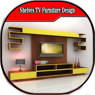 TV Shelves Design Forniture Ideas - náhled