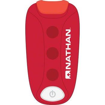 Nathan L.E.D. Safety Strobe Light: Red