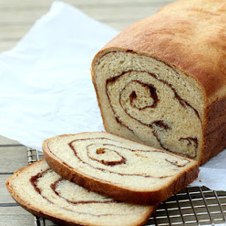 100% Whole Wheat Cinnamon Swirl Bread | Avid Bakers Challenge