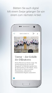 NZZ E-Paper screenshot 4