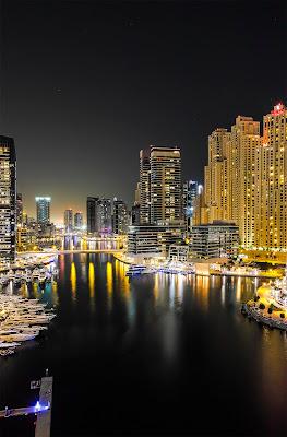 Dubai marina di maserc