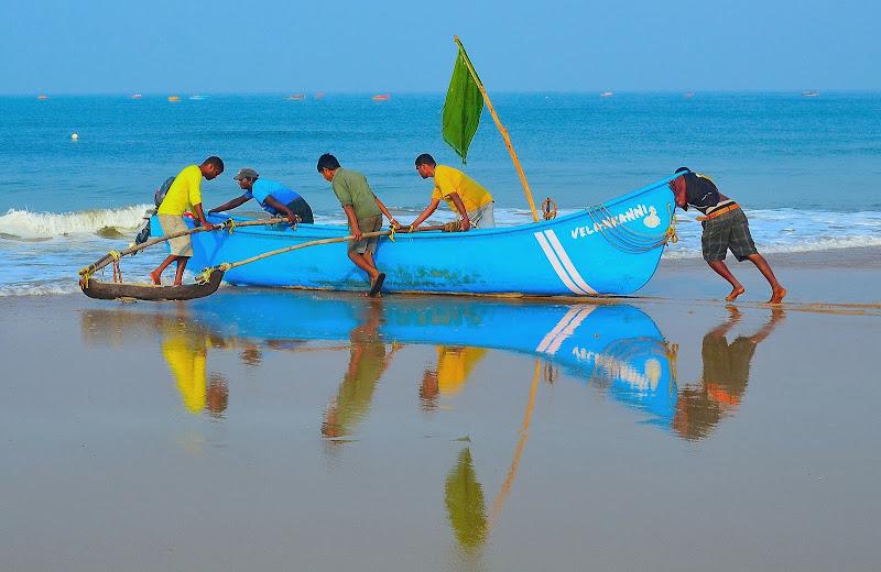 Barca a Mare!!!!!!!!!!! di matteo_maurizio_mauro