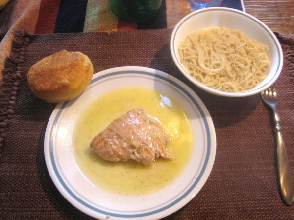 Grilled Salmon W/ Key Lime Butter Recipe