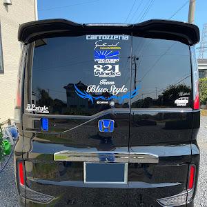 ステップワゴンスパーダ RP3 2016年式 クールスピリット ホンダセンシングのカスタム事例画像 ステゴン Team BlueStyleさんの2020年10月26日22:56の投稿
