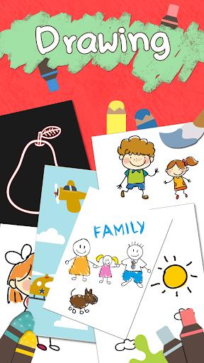 Kids Kingdom Doodler -Painting
