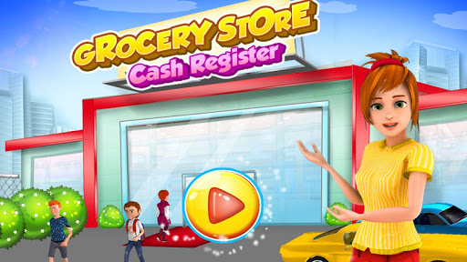 Grocery Store Cash Register app (apk) free download for Android/PC/Windows screenshot