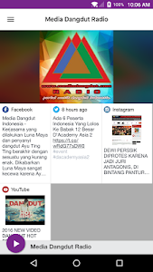 Media Dangdut Radio screenshot 0