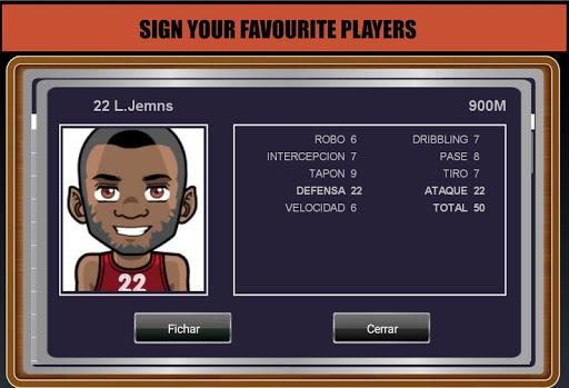 Télécharger Gratuit Basketball Chess Manager Online  5 apk mod screenshots 3