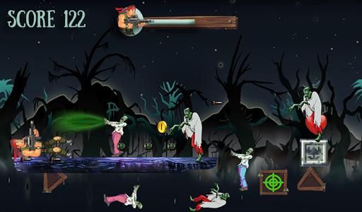 Zombie Shooter:Zombie Evil