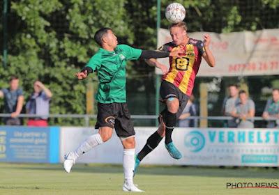 Alexander Corryn is terug speelklaar voor eerste thuismatch van KV Mechelen