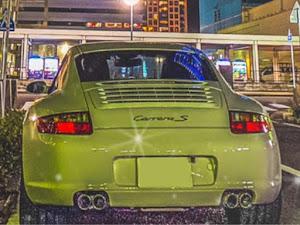911  Carrera Sのカスタム事例画像 FLHXSEさんの2020年05月07日21:30の投稿