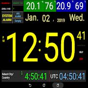 Ham radio / travel clock ( Ver. BT )