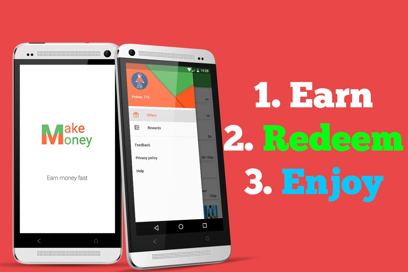 Phone How To Earn Money With Android Phone make money android apps on google play screenshot