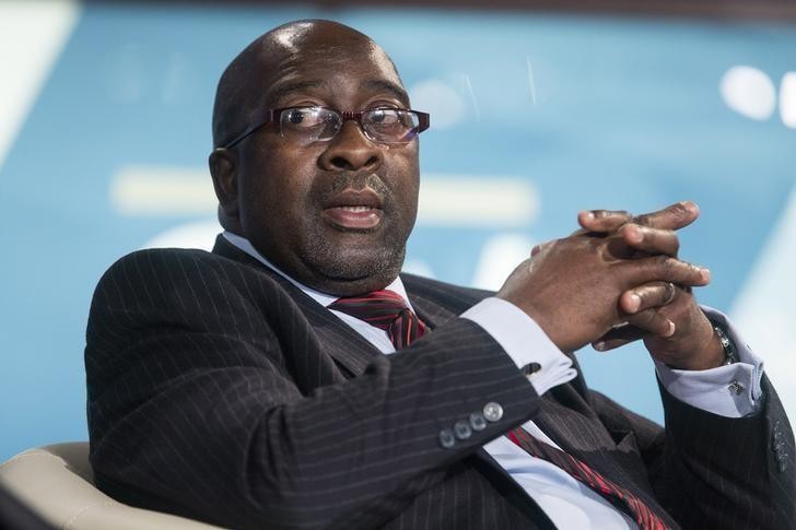 Finance minister Nhlanhla Nene. REUTERS