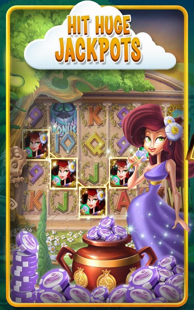 myVEGAS Slots - Vegas Casino Slot Machine Games Android 3