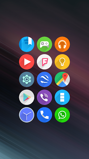 Yitax - Icon Pack screenshots 1