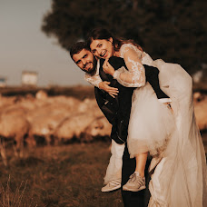 Wedding photographer Nikolay Chebotar (Cebotari). Photo of 25.10.2018