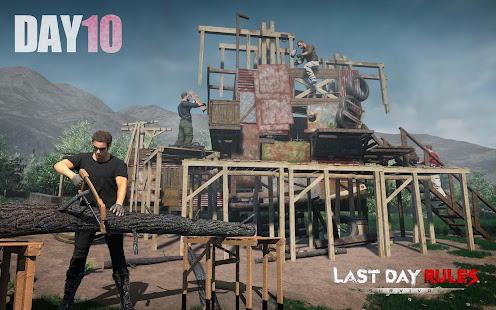 Last Day Rules Survival apk
