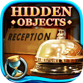 Grand Hotel Room Hidden Object