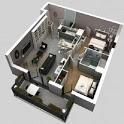 300+ Denah Rumah Minimalis + Tips Feng Shui icon