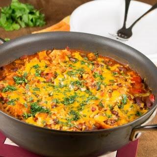 One-Pot Meatless Enchilada Stew