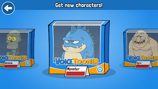 VoiceTooner – Voice changer with cartoons (MOD, All Voices Unlocked/AD-Free) v1.0.26 5