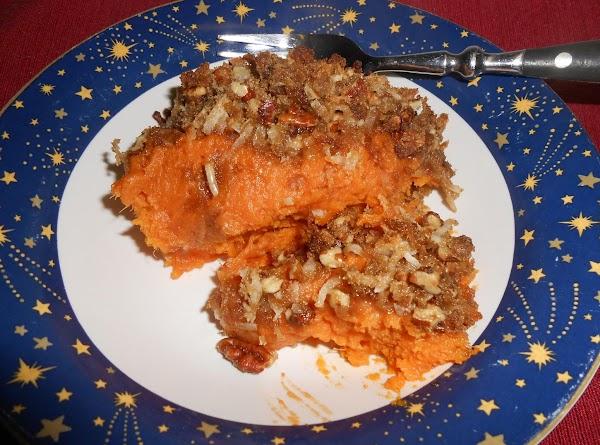 Laura's Sweet Potato Casserole Recipe
