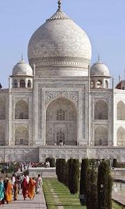 Taj Mahal Wallpapers screenshot 2