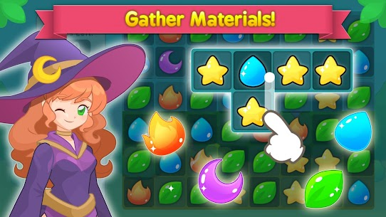 Magic School Story MOD (Unlimited Gems) 5