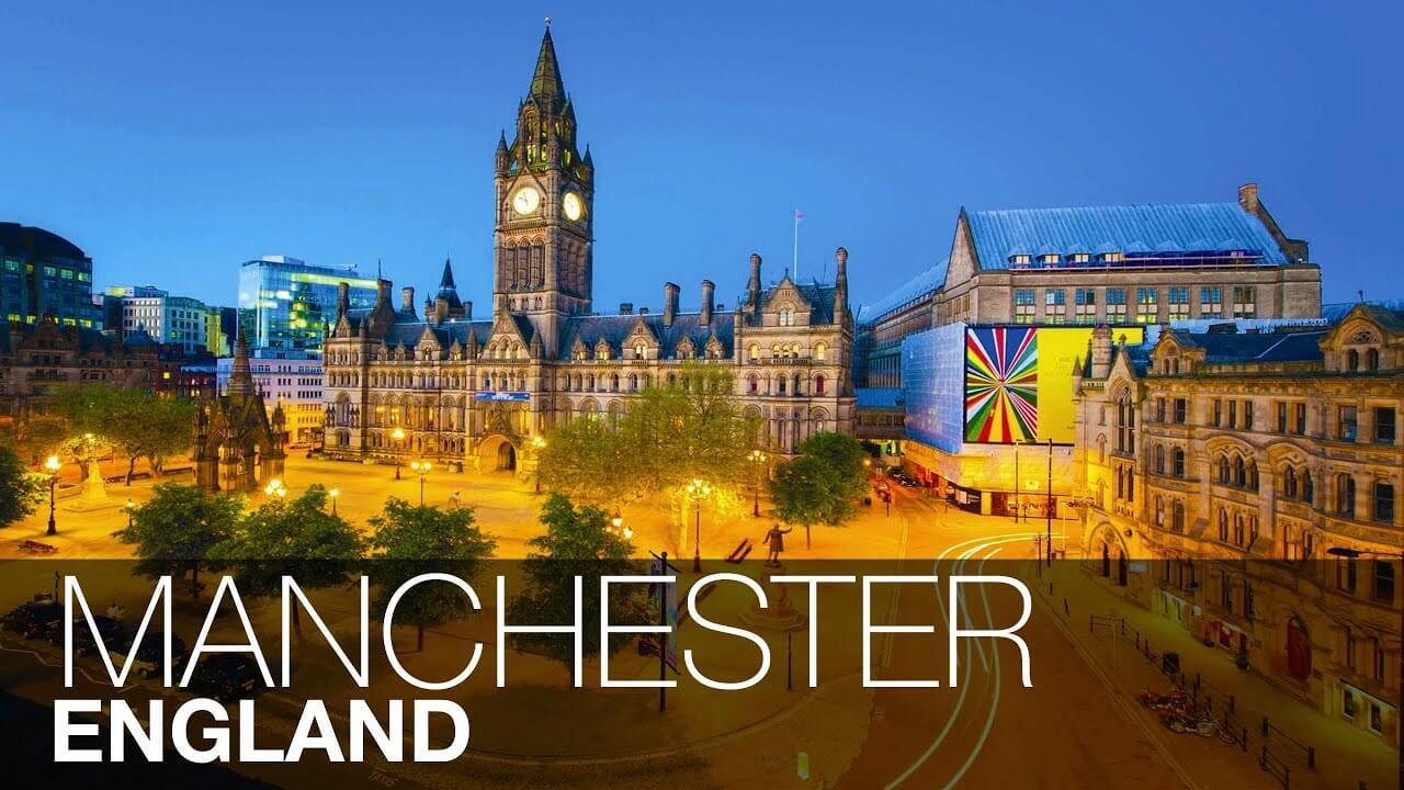 Manchester of England