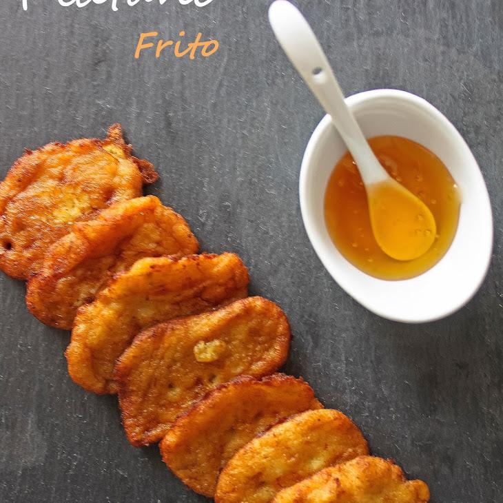 Fried Banana Recipe