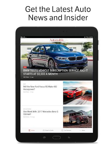 Automobile Magazine screenshot 10