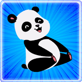 Panda's Fruits Run Android APK Download Free By Bonkos-Apps