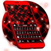 Keyboard Red
